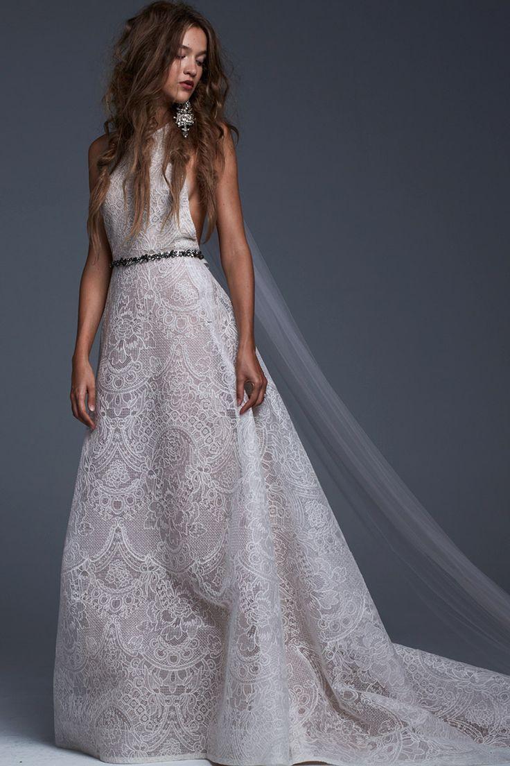114 besten Wedding Dresses Bilder auf Pinterest | Hochzeitskleider ...