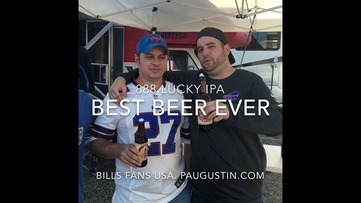 """888 LUCKY Beer or 888 LUCKY IPA named the """"BEST BEER"""" at 1) New York City USA ; 2) Annapolis Maryland USA and 3) Stockholm Sweden Beers festivals by beers lovers in attendance check out video at http://www.paugustin.com/global ; 888 Craft Beers Global Tours: 1st Taipei Taiwan ; 2nd Shanghai China ; 3rd Chongqing China; 4th Costa Rica ; 5th London England ; 6th Stockholm Sweden ; 7th Berlin Germany ; 8th Mexico City Mexico  (Nov. 4-6); 9th Nuremberg Germany (Nov. 8-10); 10th Tokyo Japan…"""