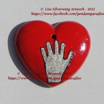 Valentine Red Heart one of a kind handpainted michael jackson pendant  https://lish.com/s/3f9n/lisssilverwing?ctref=4_23_7_3_6.2lkCB1.2lkCB1.rVEn.0.XTu#!i=3yo5v Check out my store for more OOAK jewlery