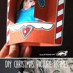 DIY+CHRISTMAS+PICTURE+FRAMES