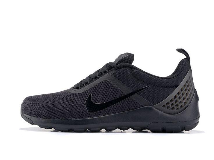 Nike Lunarestoa 2 Essential Chaussures Nike Running Pas Cher Pour Homme Noir 811372-001