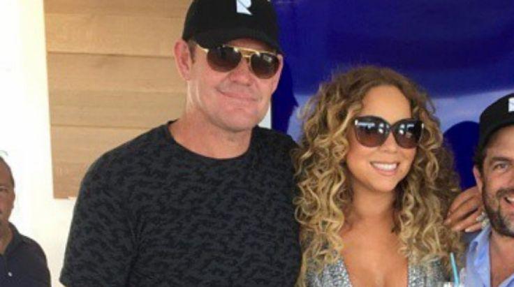 Is Mariah Carey pregnant?   Celeb News   heatworld