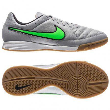 Nike Tiempo Genio IC to klasyczne podejście do obuwia piłkarskiego. Sprawdzony fason i cholewka wykonana z najwyższej jakości skóry naturalnej sprawiają, że wielu miłośników piłki nożnej sięga właśnie po ten model.  #Nike #NikeFootball #Swoosh #Football #PiłkaNożna #Futsal #Futbol #BestGol #WnaszymSklepie