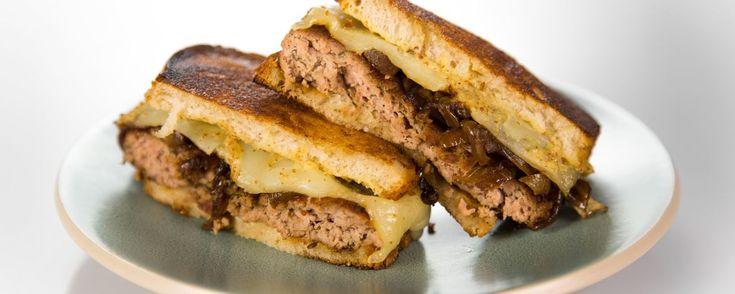 Carla Hall's Turkey Melt Recipe | The Chew - ABC.com
