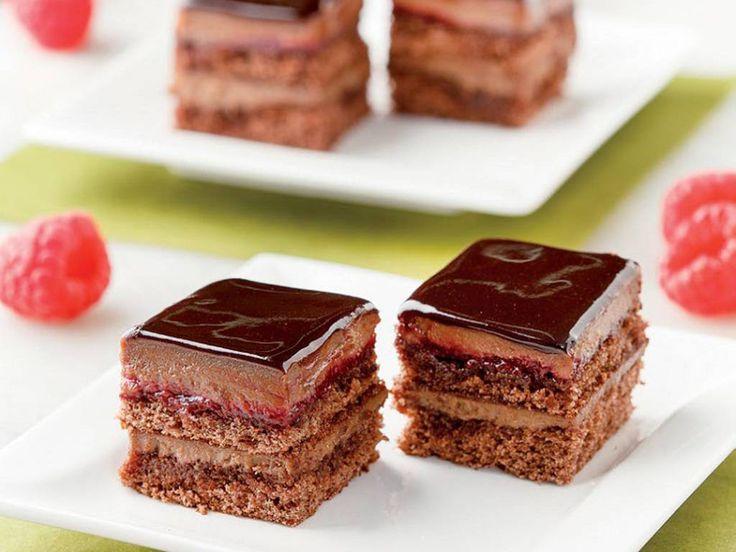 Mignon Cioccolato e Lampone - Alice Tv