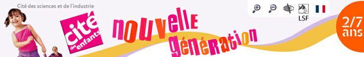Cité des enfants 2-7 ans - Cité des sciences et de l'industrie - Paris