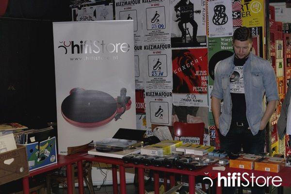 Winylowa Noc Muzeów, #gramofon #winyle #winyl #nocmuzeów #project #audio #stereo #hifi #hifistore