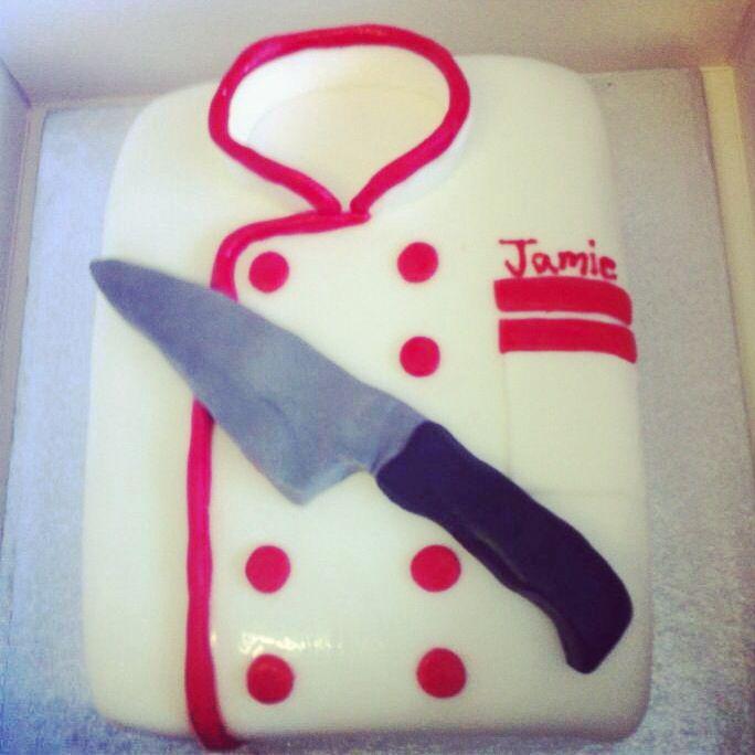 Chefs cake