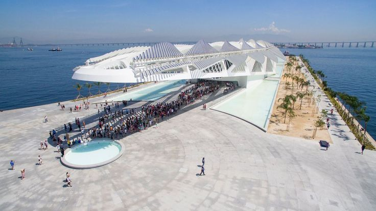 The Museu Do Amanhã - Museum Of Tomorrow - Picture gallery