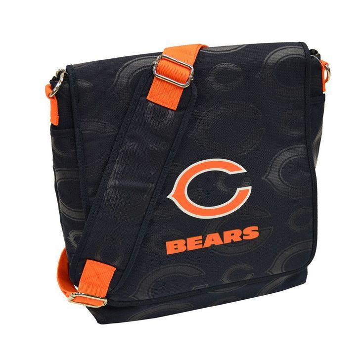 Chicago Bears Coach Messenger Baby Diaper Bag
