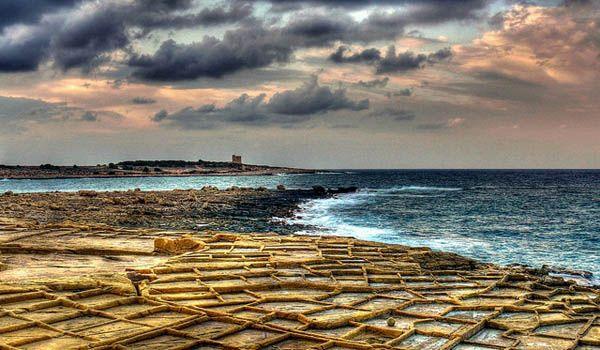 Salt Pans - Bahar ic-Caghaq, Malta