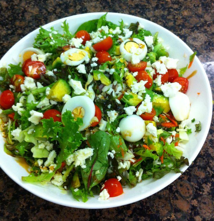 My signature salad