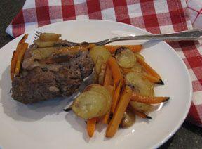 Hobo Dinner Recipe