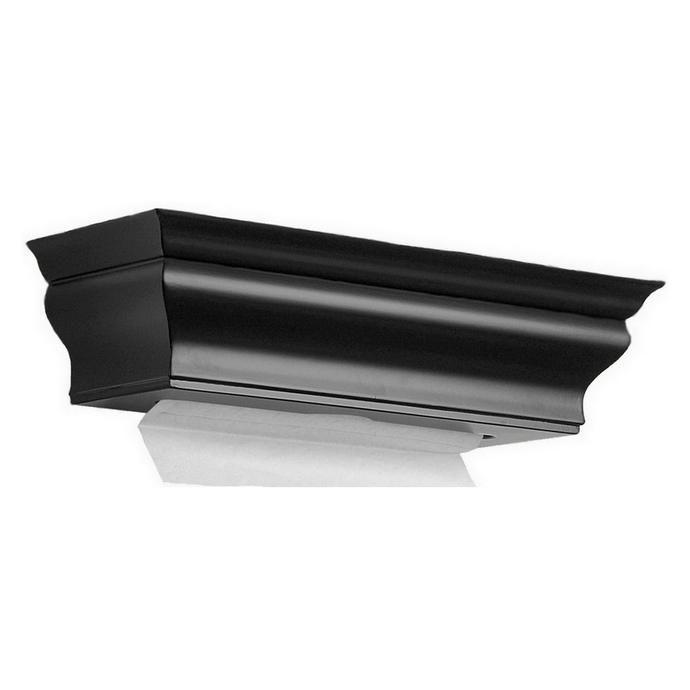 NEW ABS Plastic Wall Mount HealthyShelf® M-Fold Paper Towel Dispenser White