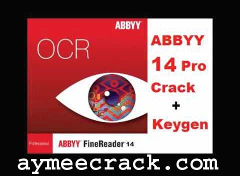 crack for abbyy finereader 14 professional edition