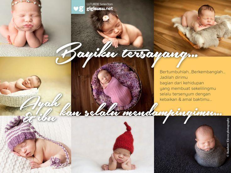 Bayiku..., Bertumbuhlah, Berkembanglah! #katakatamutiara #gigisusu #bayi #doaibu