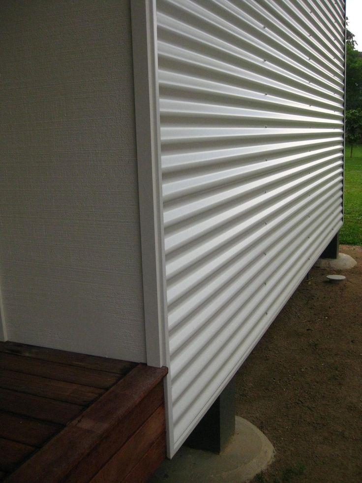 Taylor House - Artek Building Design Corrugated Colorbond wall cladding                                                                                                                                                                                 More