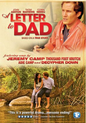 A Letter To Dad - DVD | A film based on a true, touching story of how faith and love can overcome a lifetime of pain and anger. | $14.92 at ChristianCinema.com
