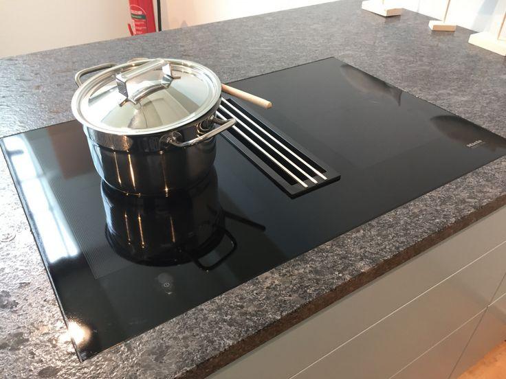Miele kmda 7774 fl induktionskochfeld küche kochen