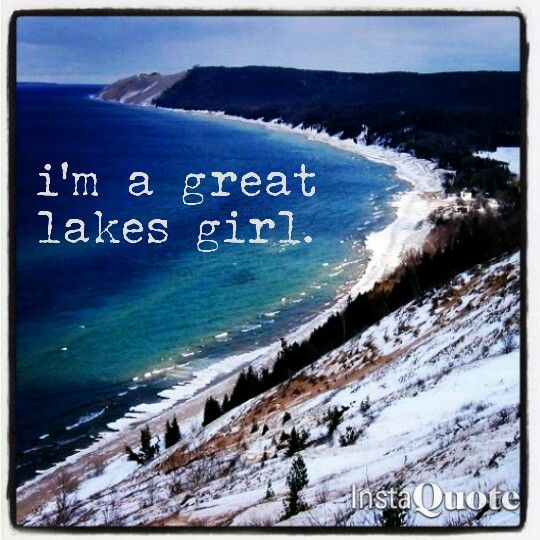 ♡umm...I'm a GREAT LAKES WOMAN!!!