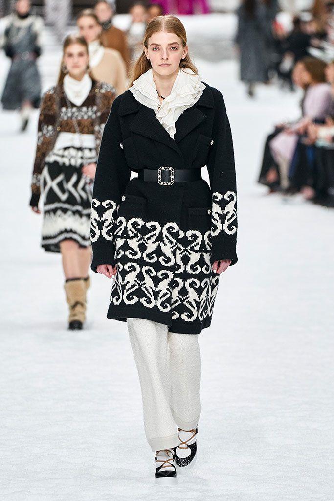 Otoño Invierno 20192020 Pasarela Chanel   Galería de
