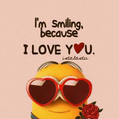 Smile on love
