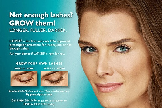 They really do grow!! | Latisse, How to grow eyelashes ...