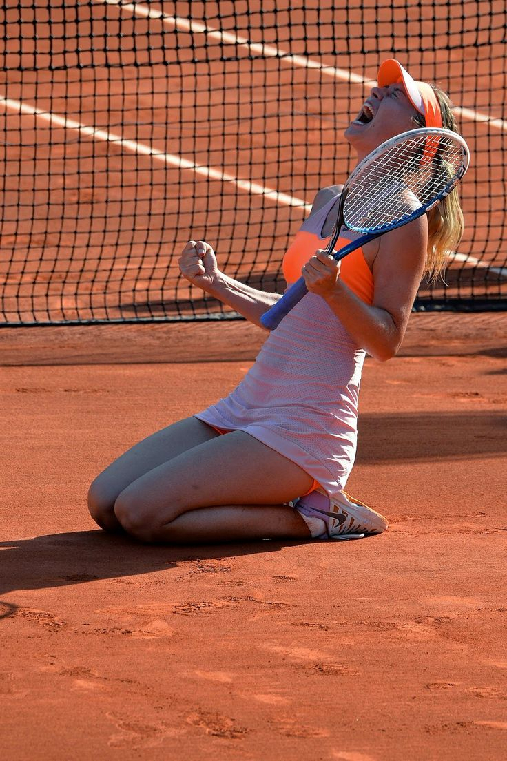 French Open 2014: Maria Sharapova wins French Open Title (Photo)