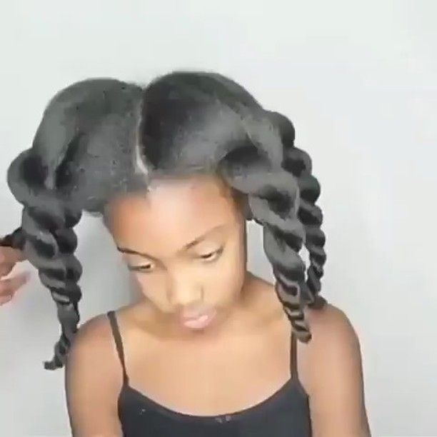 Idée de coiffure enfants 💡😊