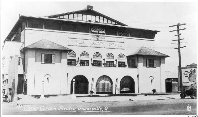 JCU Library News: T150 – Townsville Past & Present: Architecture in Townsville - Disappeared Buildings