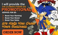 promote your fiverr GIG in 24 hours