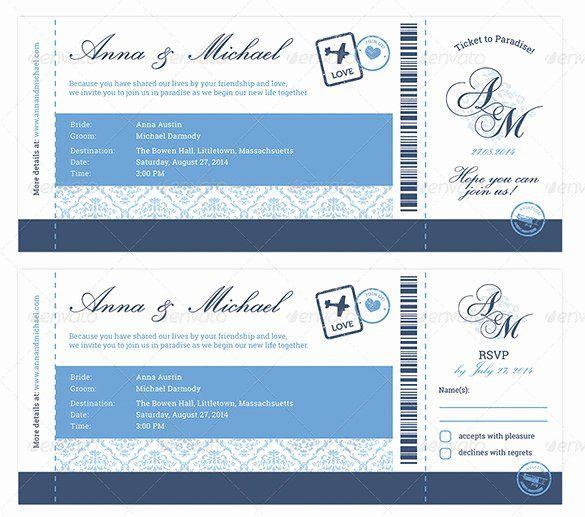 Boarding Pass Invitation Template 2020 Boarding Pass Wedding Invitation Boarding Pass Invitation Template Wedding Invitation Templates