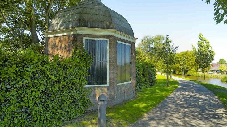 Franeker theekoepeltje - Noorderbolwerk