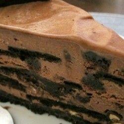 Famous Wafer Chocolate Ice Cream Cake | Chocoholics Welcome | Pintere ...
