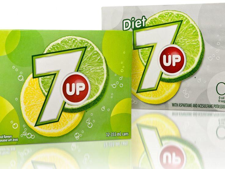 7UP Drink Soda