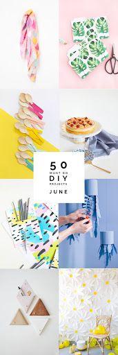 50 Muss DIY-Projekte tun