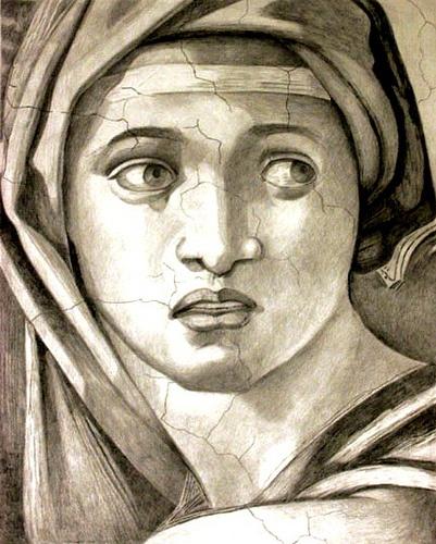 Michaelangelo | Sculpture art, Classic paintings, Michelangelo