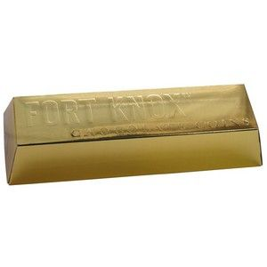 Fort Knox Gold Bar Chocolate Coins