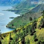Lake Toba, North Sumatra Indonesia
