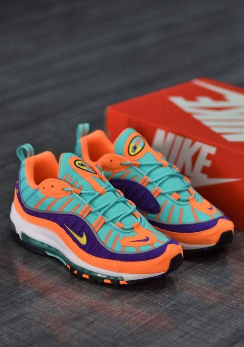 pretty nice 88b5d 16c10 Nike Air Max 98 Cone by blog.sneakerando.com sneakers sneakernews  StreetStyle Kicks adidas nike vans newbalance puma ADIDAS ASICS CONVERSE  DIADORA REEBOK ...
