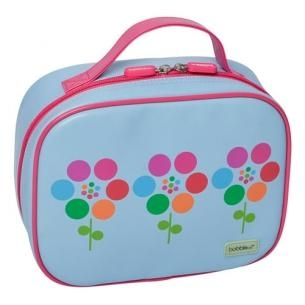 Bobble Art Lunch Box - Flower    Price: $24.95    Description:         Super sweet  syylish Bobble Art Flower insulated lunch box - perfect for kinder, school or just keeping those snacks fresh while out and about!