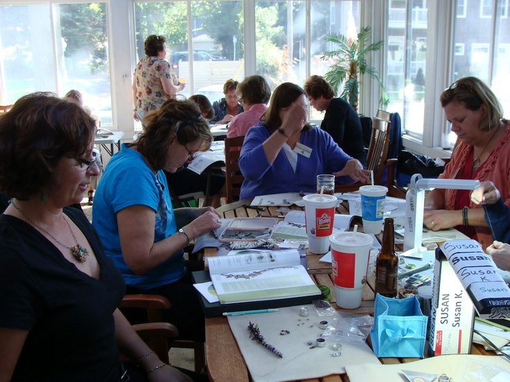 Tips for Picking, Prepping and Partaking in a Bead Retreat