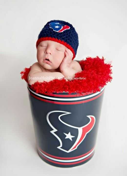 Baby Houston Texans fan! For our son!! Hehehe
