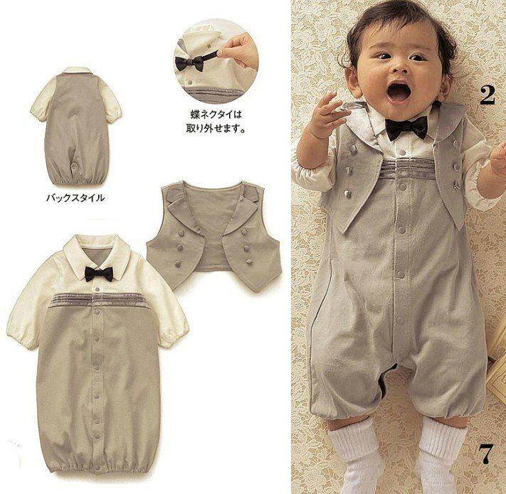 Baby Boy Dress Clothes | cute baby boy's clothes set(top dres+short pants+hat)for summer,baby ...