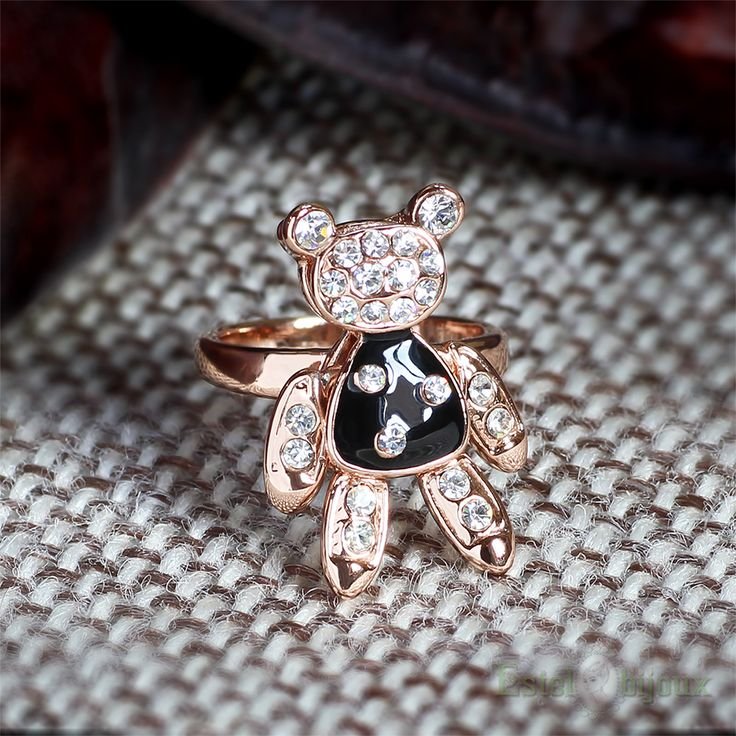 Anello Orsetto Teddy #teddy #ring #bear