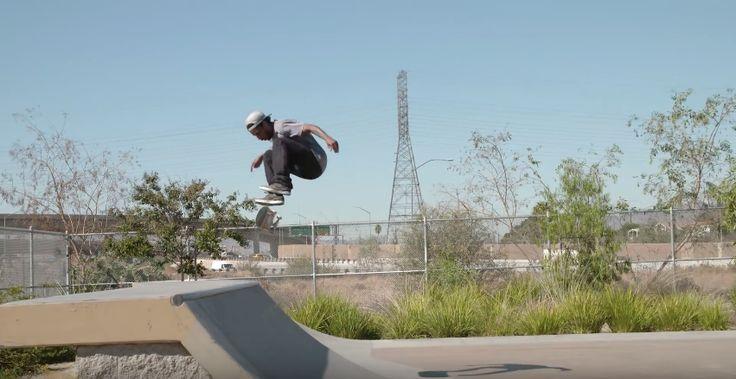 Bastien Salabanzi | Primitive Skate Pin Up Series