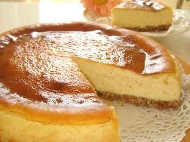 簡単★しっとり濃厚チーズケーキの画像