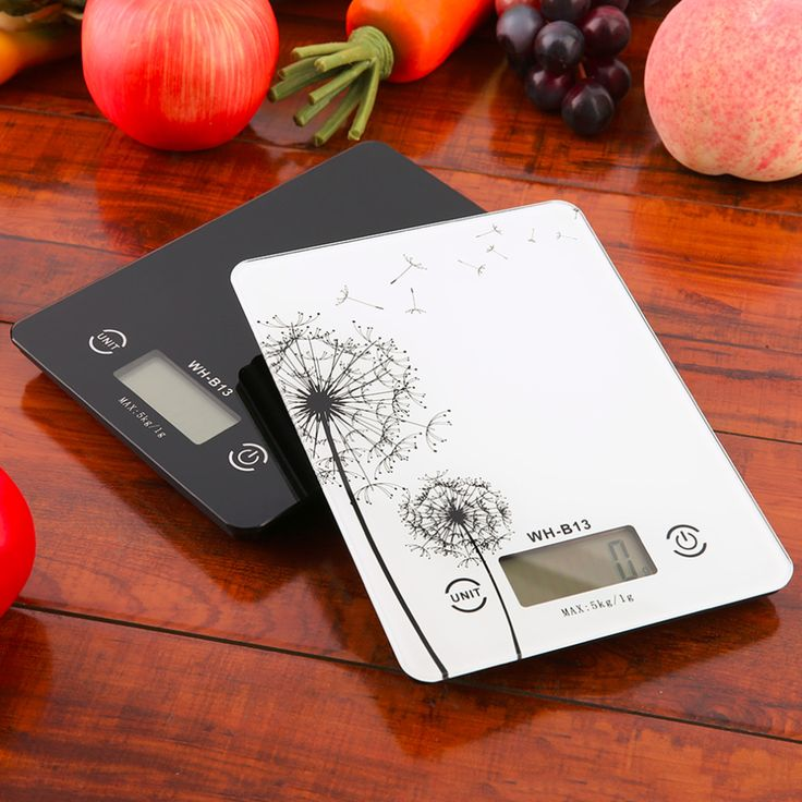 WH-B13L 5Kg/1g Light and Portable Accurately Controled Electronic Diet Food Weighing Digital Kitchen Scale(G/LB/OZ) #clothing,#shoes,#jewelry,#women,#men,#hats,#watches,#belts,#fashion,#style