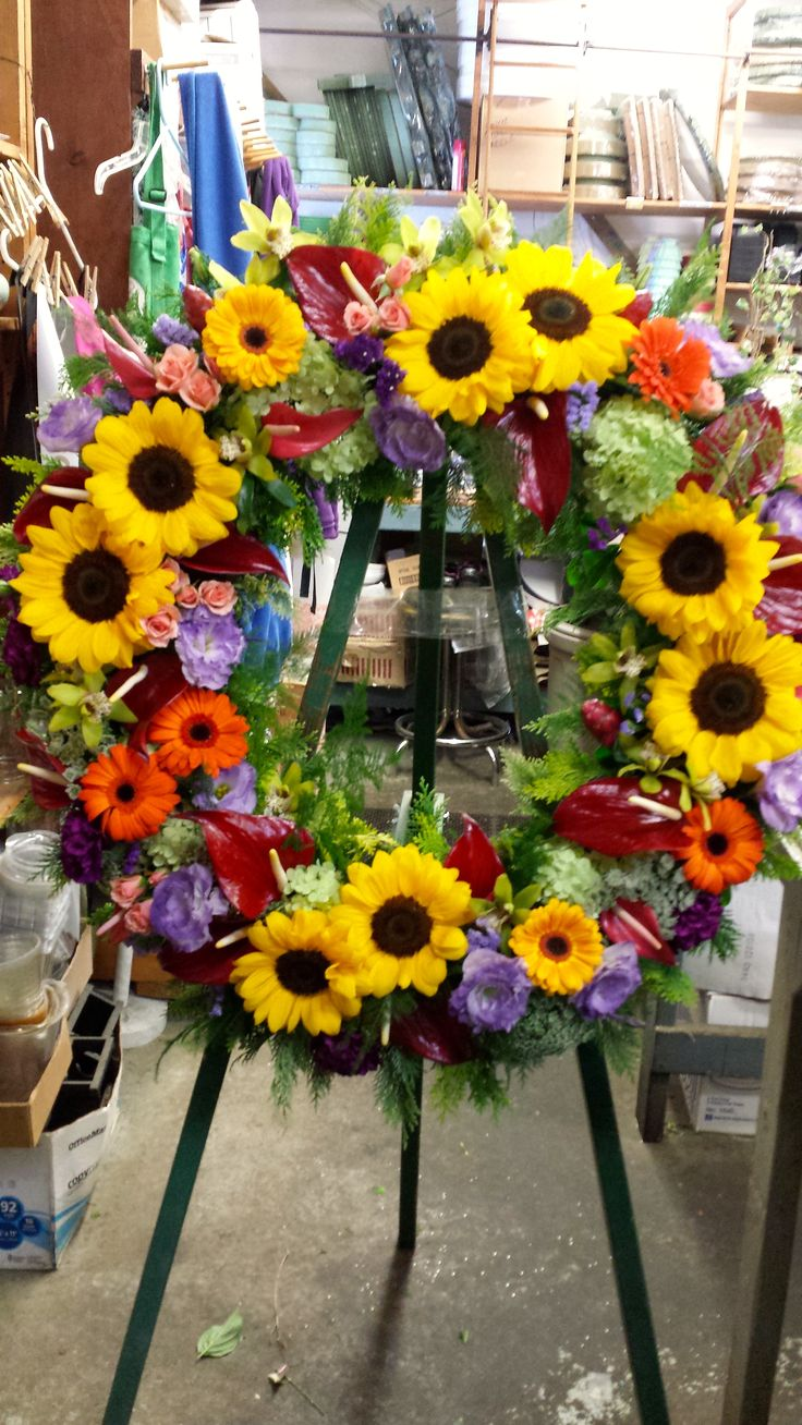 Best images about sympathy flowers on pinterest