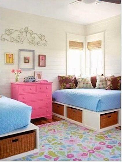 Bed + Storage